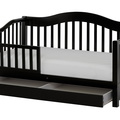 Black Toddler Day Bed Silo