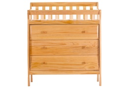 Marcus Changing Table & Dresser  - Natural