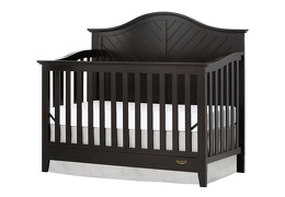 Ella 5 in 1 Convertible Crib Side Silo
