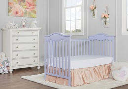 Lavender Ice Bella Rose Classic Day Bed RS