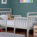 Steel Grey Emma Toddler Bed Room Shot