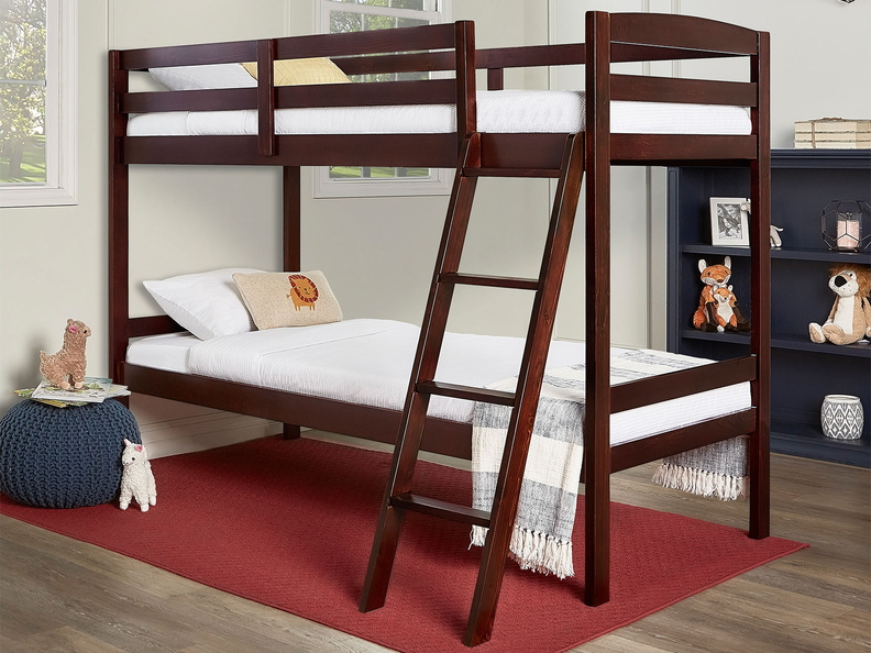 Taylor Twin Over Bunk Bed RS 708N-E