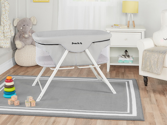 Traveler Portable Bassinet  Room Shot